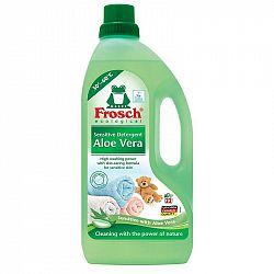 Prací gél Frosch Sensitive Aloe Vera 1,5 l...