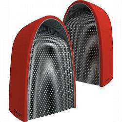 Prenosný reproduktor Prestigio Supreme červený (Pss116srd... Přenosný reproduktor, výkon 2x 8 W, hudba přes Bluetooth, magnetické propojení levého a p