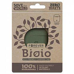 Púzdro Forever Bioio na AirPods zelené (GSM099451...