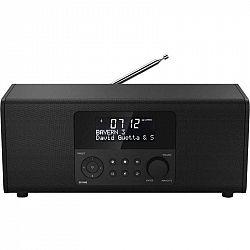 Rádioprijímač s DAB Hama DR1400 čierny... Radiopřijímač s DAB+/FM tuner, hodiny, budík se dvěma časy, funkce Sleep, LCD displej 2,9