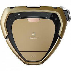 Robotický vysávač Electrolux Pure i9.2 PI92-6DGM zlat... + dárek Unikátní tvar Trinity Shape s navigačním systémem 3D Vision vybaveným laserem a kamer