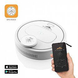 Robotický vysávač ETA Raggio Eco 3225 90000 biely... Robotický vysávač s digitálnym motorom, laserovou navigáciou, akumulátorom pre až 80 minút prevád