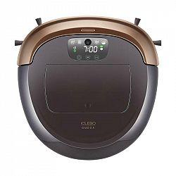 Robotický vysávač iClebo Omega YCR-M07-10 čierny/zlat... Širokoúhlá kamerová navigace, technologie čištění rohů, automatické dobíjení a pokračování v
