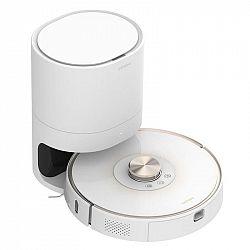 Robotický vysávač Lenovo T1 Pro biely... Laserový navigační systém, 3 režimy úklidu, čistící stanice.
