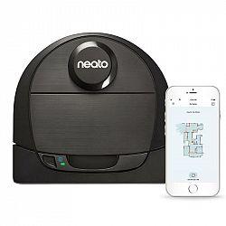 Robotický vysávač Neato Robotics Botvac D6 Connected čierny...  Wi-Fi připojení, LaserSmart navigace, Multi-pokojový systematický úklid, hlavní kartáč