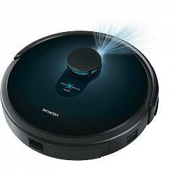 Robotický vysávač Sencor SRV 9250BK čierny... Robotický vysavač pro úklid koberců a tvrdých podlah, naváděcí systém Sencor Nav.15.0, funkce mopu, až 1