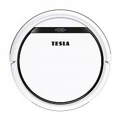 Robotický vysávač Tesla RoboStar T40 biely... Robotický vysavač 2v1, vysávání i vytírání, gyroskopická navigace s pamětí, podpora pro virtuální zeď, B