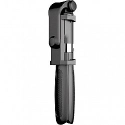 Selfie tyč WG 6 tripod s bluetooth tlačítkem čierna (7243...