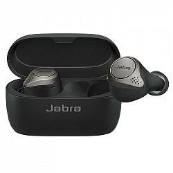 Slúchadlá Jabra Elite 75t WLC čierna/Titanium (100-99092000-60...