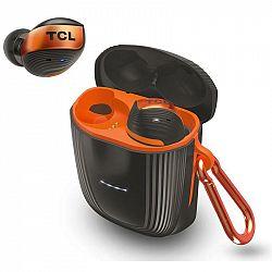 Slúchadlá TCL Actv500tws čierna/oranžová (Actv500twsbk-RU...
