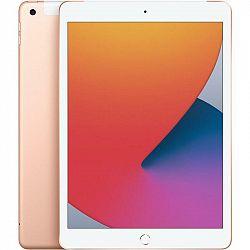 Tablet  Apple iPad (2020) Wi-Fi + Cellular 128GB - Gold (Mymn2fd/A... Dotykový tablet A Series A12 Bionic, 10.2