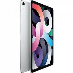 Tablet  Apple iPad Air (2020)  Wi-Fi + Cellular 256GB - Silver... Dotykový tablet A Series A14 Bionic, Six-Core 10.9