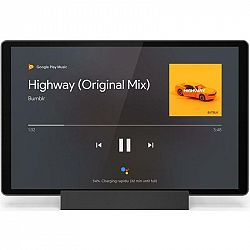 Tablet  Lenovo Tab M10 Plus LTE 128 GB + nabíjecí stanice sivý... Dotykový tablet Mediatek Helio P22T, Octa-Core (2,3GHz), 10.3