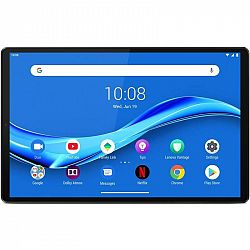 Tablet  Lenovo Tab M10 Plus LTE 64 GB sivý (Za5v0206cz... Dotykový tablet Mediatek Helio P22T, Octa-Core (2,3GHz), 10.3