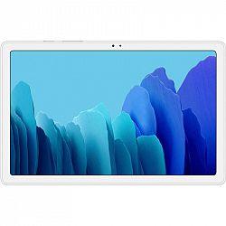 Tablet  Samsung Galaxy Tab A7 LTE strieborný (SM-T505nzsaeue... Dotykový tablet Snapdragon 662, Octa-Core (2GHz), 10.4