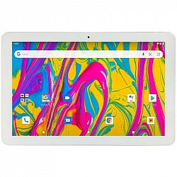 Tablet  Umax VisionBook T10 3G Plus strieborný/biely (Umm240t11... Dotykový tablet Mediatek MT8321, Quad-Core (1,3GHz), 10.1