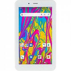 Tablet  Umax VisionBook T7 3G strieborný/biely (Umm240t7... Dotykový tablet Mediatek MT8321, Quad-Core (1,3GHz), 7