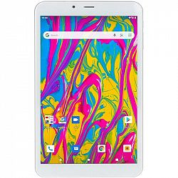 Tablet  Umax VisionBook T8 3G strieborný/biely (Umm240t8... Dotykový tablet Mediatek MT8321, Quad-Core (1,3GHz), 8