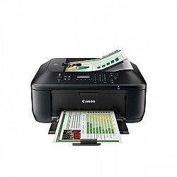 Tlačiareň multifunkčná Canon Pixma MX475 čierna (8749B009AA... Tiskárna multifunkční inkoustová A4, 10str./min mono, 5str./min color, 4800 x 1200, 64