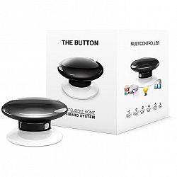 Tlacitko Fibaro Button, Z-Wave Plus čierne (FIB-Fgpb-102-ZW5...