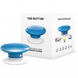 Tlacitko Fibaro Button, Z-Wave Plus modré (FIB-Fgpb-106-ZW5...