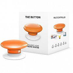 Tlacitko Fibaro Button, Z-Wave Plus oranžové (FIB-Fgpb-108-ZW5...