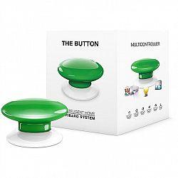 Tlacitko Fibaro Button, Z-Wave Plus zelené (FIB-Fgpb-105-ZW5...