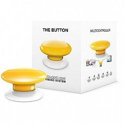 Tlacitko Fibaro Button, Z-Wave Plus žlté (FIB-Fgpb-104-ZW5...