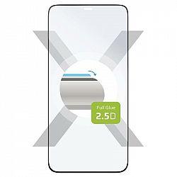 Tvrdené sklo Fixed Full-Cover na Apple iPhone 12 Pro Max čierne...