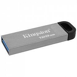 USB flash disk Kingston DataTraveler Kyson 128GB strieborný...