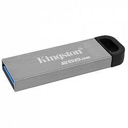 USB flash disk Kingston DataTraveler Kyson 256GB strieborný...