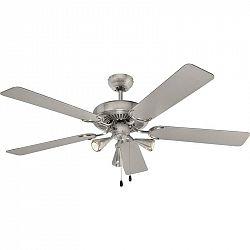 Ventilátor stropný ProfiCare PC-DVL 3078 nerez... Atraktivní design, optimální cirkulace, tělo přístroje a listy vrtule z kovu.