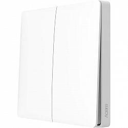 Vypínač Aqara Wireless Remote Switch Double biely (Wxkg02lm...