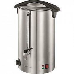 Zásobník na horúce nápoje Profi Cook PC-HGA 1111 nerez... Automat na horké nápoje a svařené víno, objem 16 l, regulace teploty 30°C – 100°C.