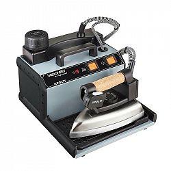 Žehliaci systém Polti Vaporella 2H čierna/siv... Parní žehlička s bojlerem a bezpečnostním ventilem, síla páry až 3 bary, korkové držadlo, tlačítko pr