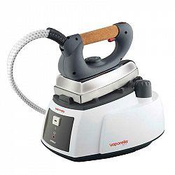 Žehliaci systém Polti Vaporella 505 Pro... Žehlička s parním generátorem s profesionální žehlící plochou Activa, úsporným ECO programem, bezpečnostní