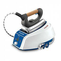 Žehliaci systém Polti Vaporella Forever 657 Eco_pro biela/modr... Tlak páry až 5 barů, stálý výstup páry až 110 g/min, odnímatelná vodní nádržka 0,7 l